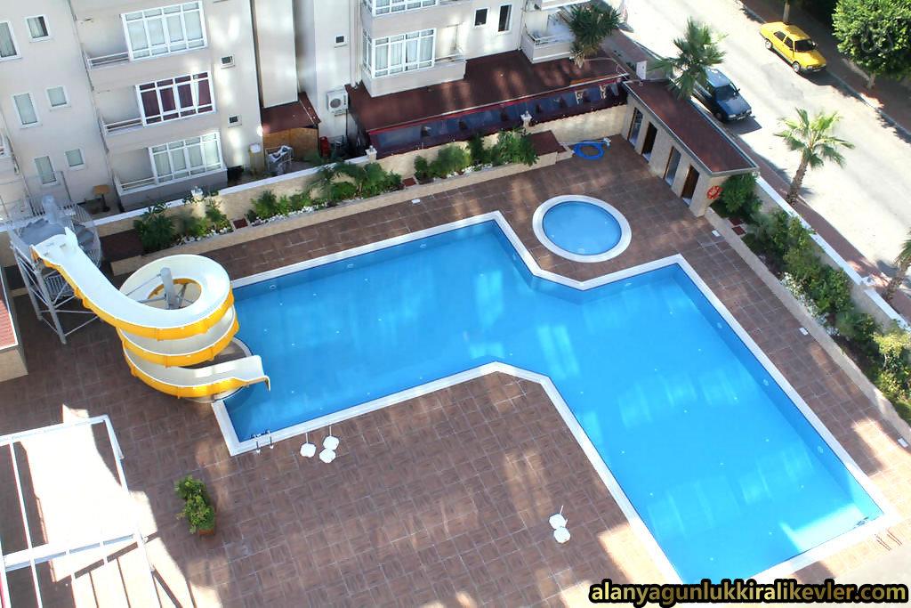 Daily rental in Kleopatra Beach