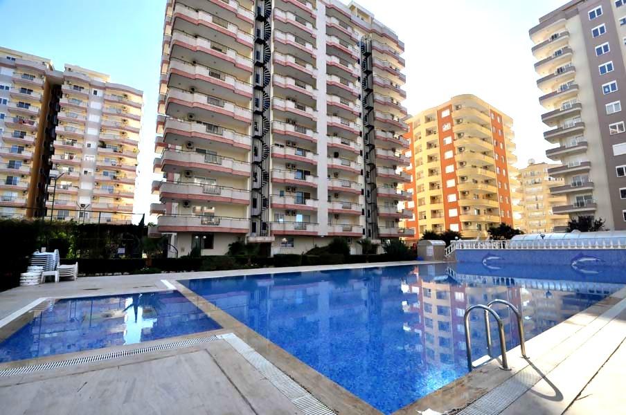 Daily Rental Property in Mahmutlar