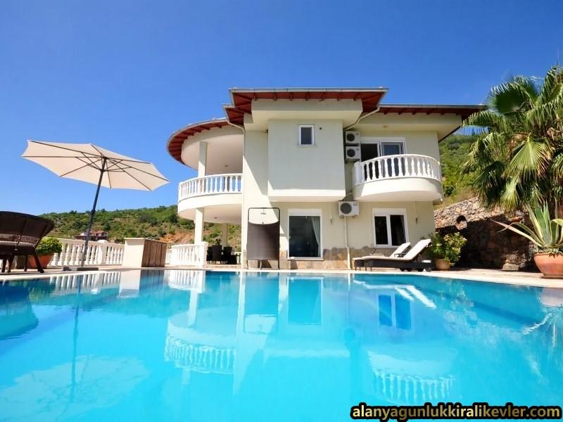 Rental Villas in Alanya