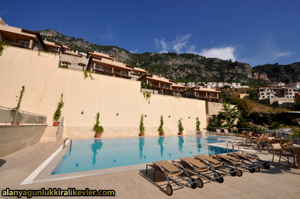 Weekly Rental Villa in Alanya